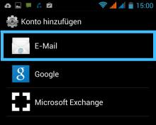 Android: E-Mail