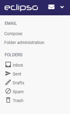E-Mail System Folder